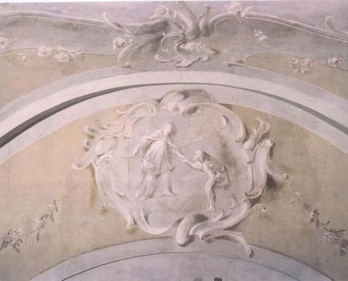 Nachher - Linienkapelle Schönbrunn St. Johann Nepumuk