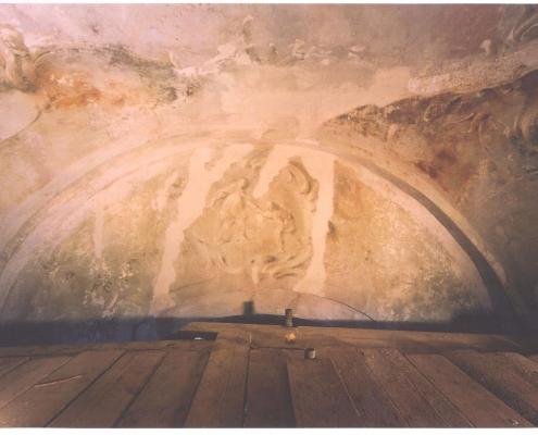 Linienkapelle Schönbrunn St. Johann Nepumuk
